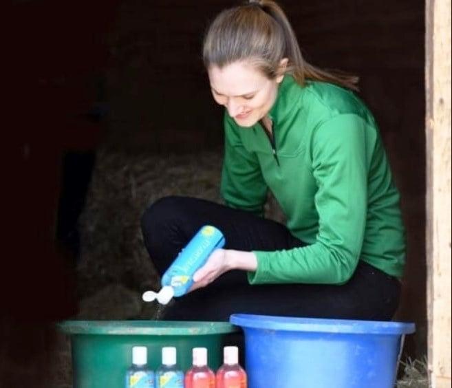 horse electrolyte liquid