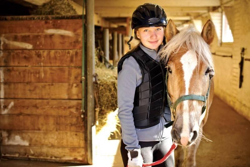 Horse Riding Body Protector
