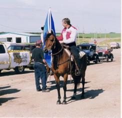 Karenza Alice oldest morgan horse
