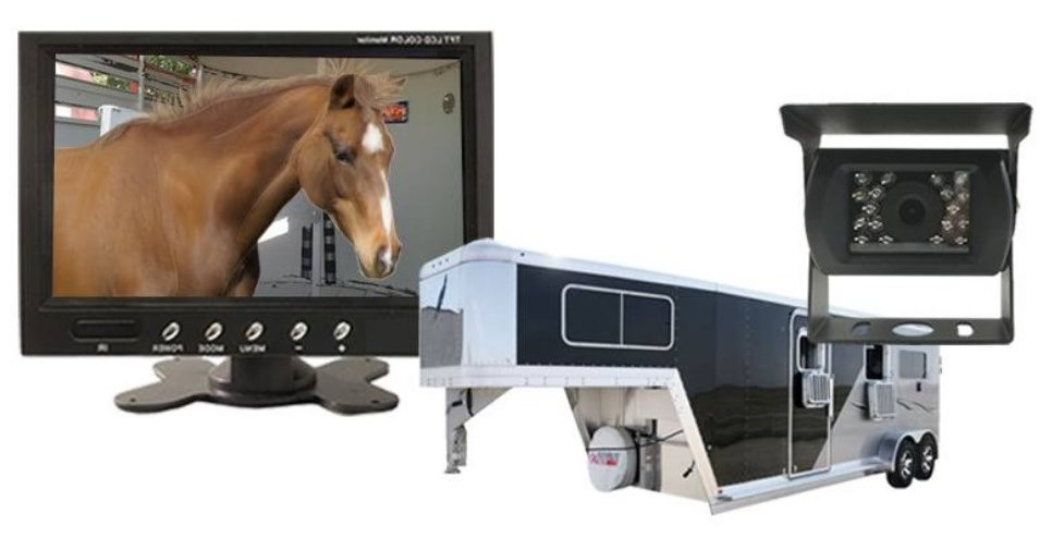 Best Horse Trailer Camera System Reviews & Buyer Guide