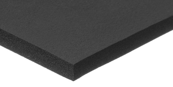 closed-cell foam
