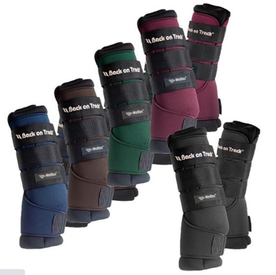 Back on Track Quick Horse Leg Wraps Pair Review