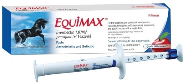 Bimeda Equimax Horse Wormer Review