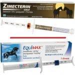 Equimax vs Zimecterin Gold Horse Wormer