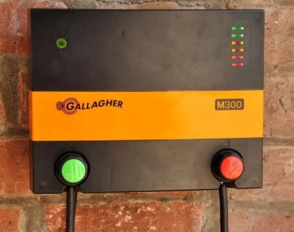 Gallagher M300 fence charger review