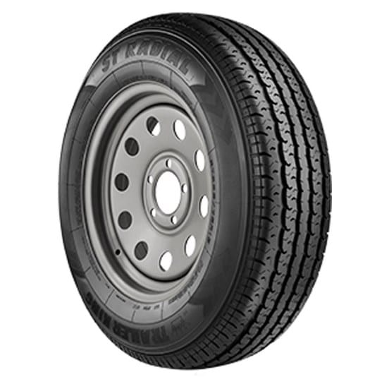 TRAILER KING ST Radial Tire Review