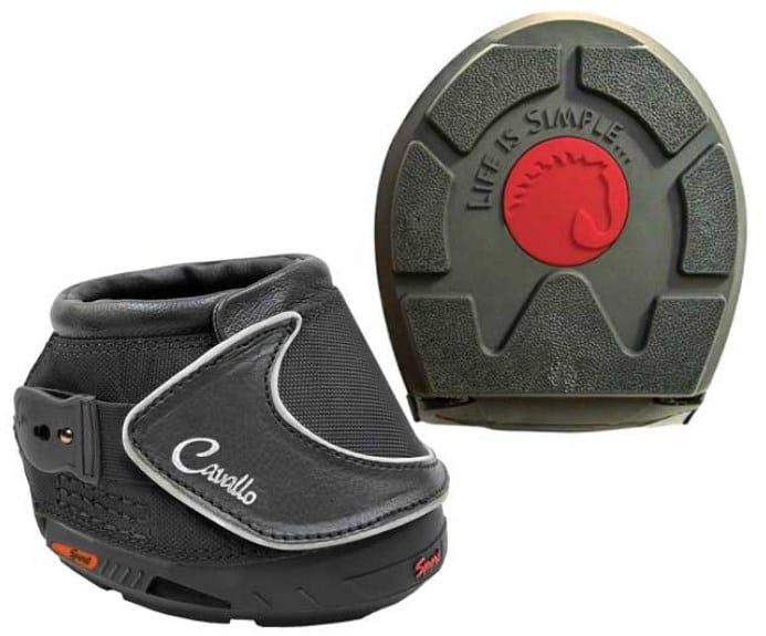 Cavallo Sport Hoof Boots Review