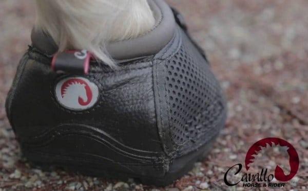 Cavallo sport hoof boots