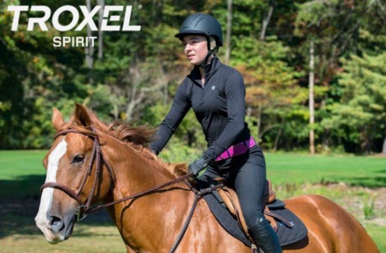 troxel-spirit-Horseback-Riding-helmet-review