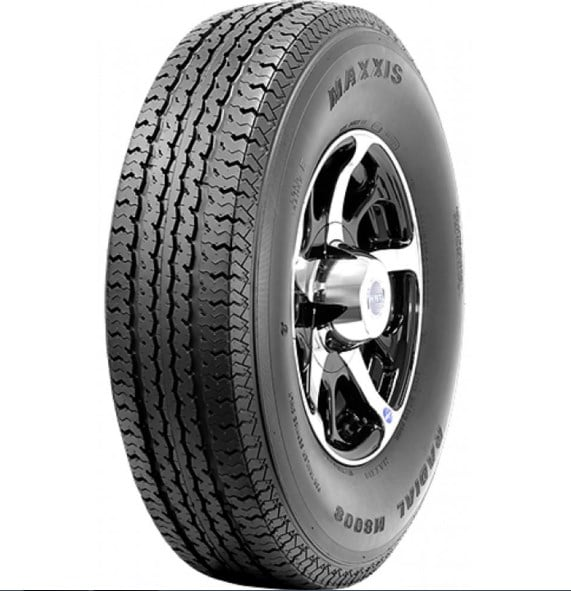 Maxxis M8008 ST Radial Trailer Tire 225-75R15 BSW